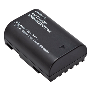 ENERGデジタルカメラ用バッテリー ペンタックスD-Li90対応 PT-#1056