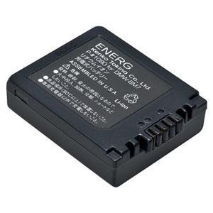 ENERGデジタルカメラ用バッテリー パナソニックDMW-BM7対応 P-#1080