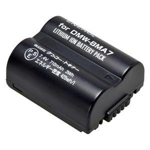 ENERGデジタルカメラ用バッテリー パナソニックDMW-BMA7対応 P-#1081