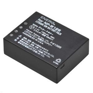 ENERGデジタルカメラ用バッテリー 富士フイルムNP-W126対応 F-#1095