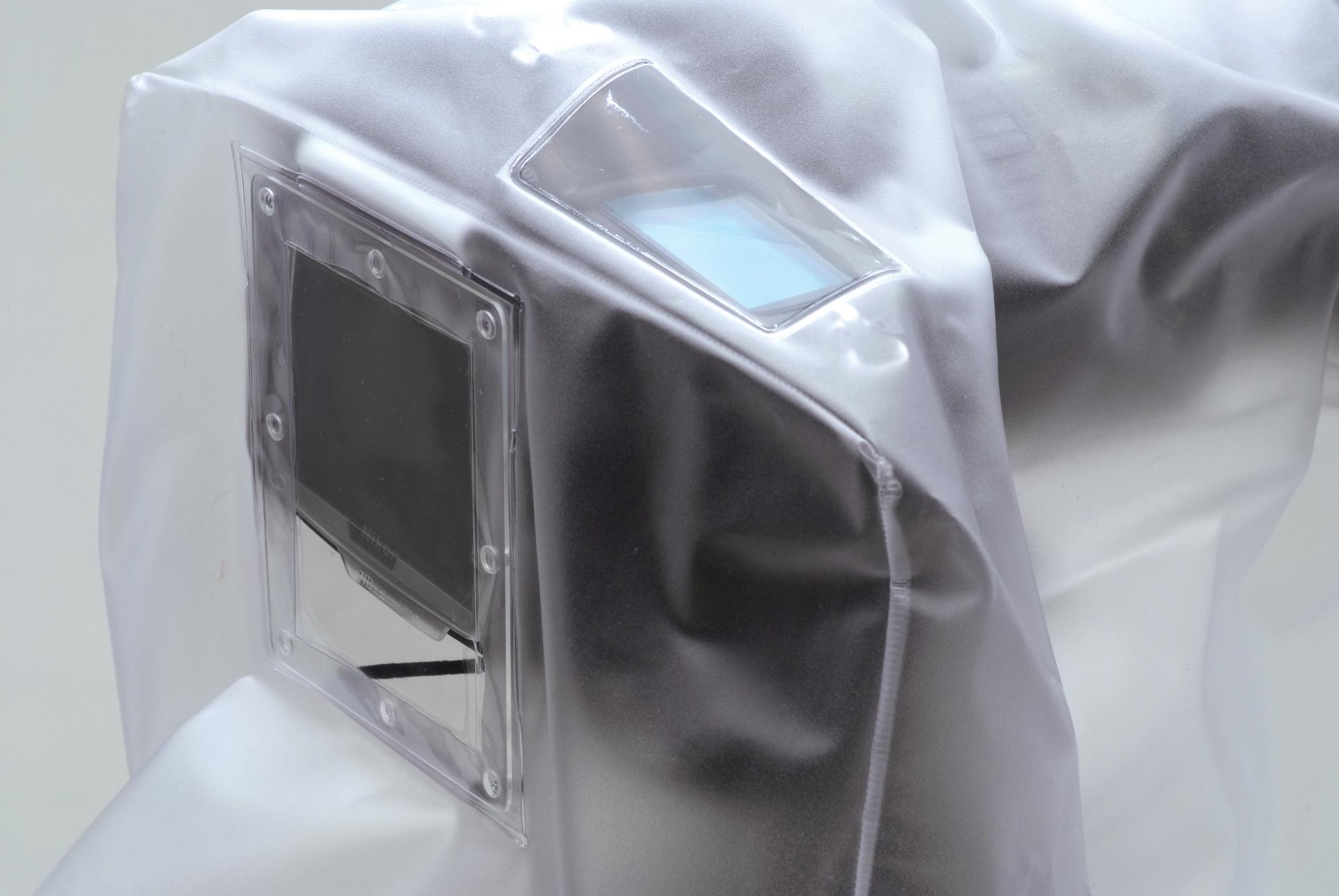 カメラレインカバー DG-L画像01