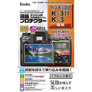 液晶プロテクター ペンタックス K-3Ⅱ / K-3 用