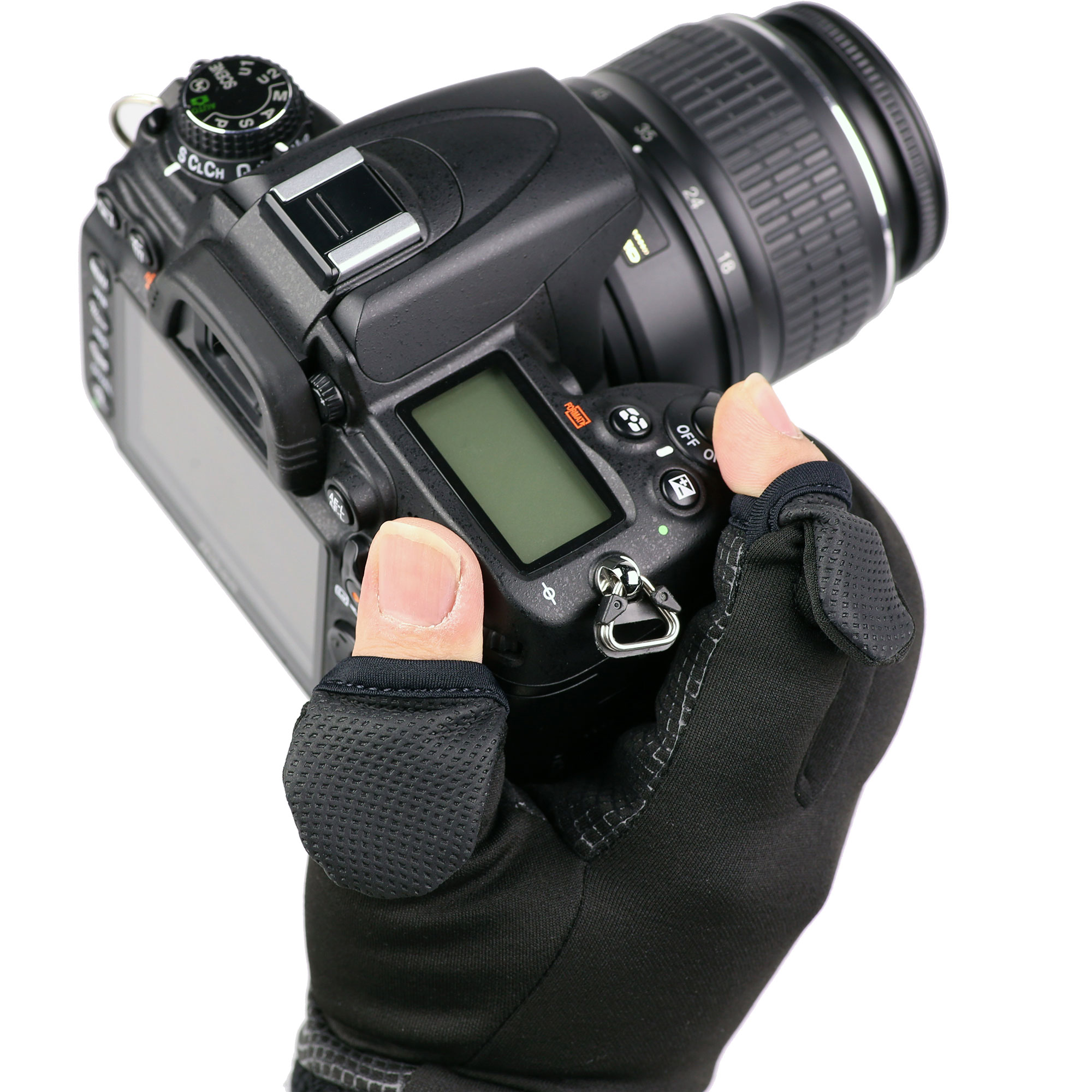 カメラマングローブ Grip Hot Shot <グリップホットショット>画像01