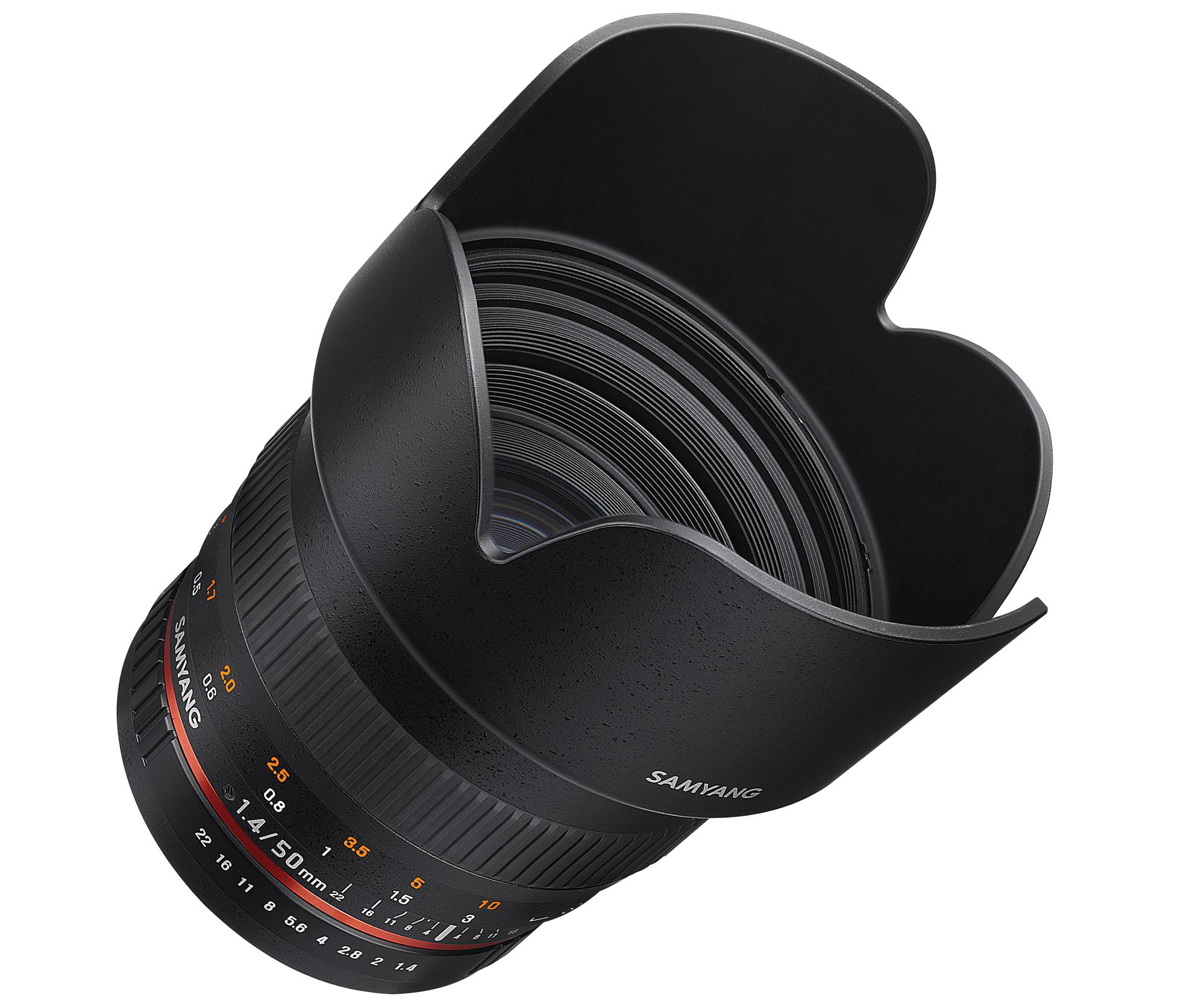 50mm F1.4 AS UMC画像02