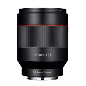 AF50mm F1.4 FE