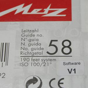 MECABLITZ 58AF-1 digital画像01