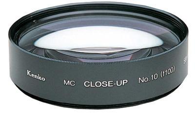 MCクローズアップレンズNo.10画像