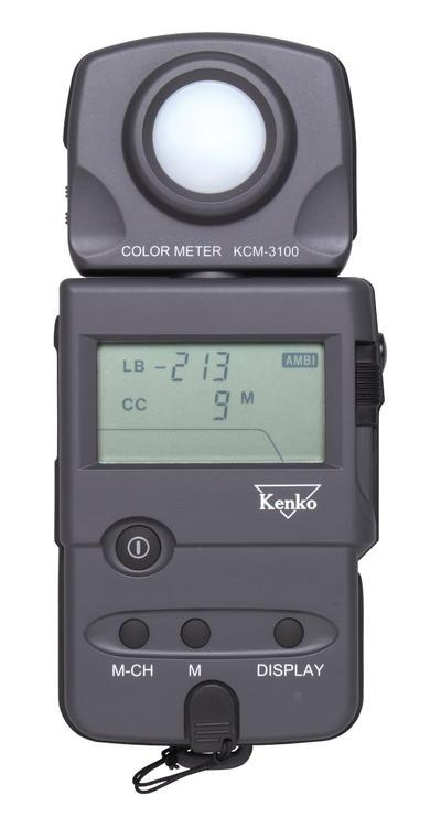 カラーメーター KCM-3100画像