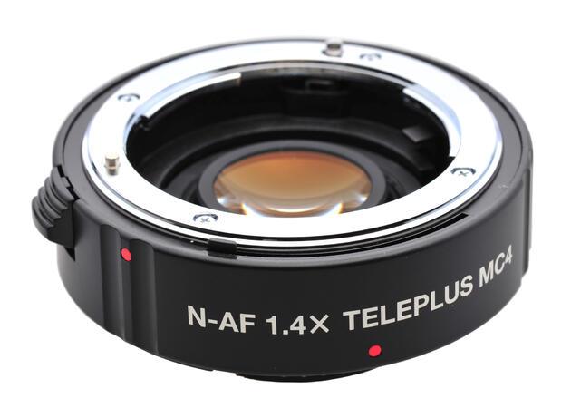 1.4倍テレプラスMC4DGX ニコンF用の製品画像