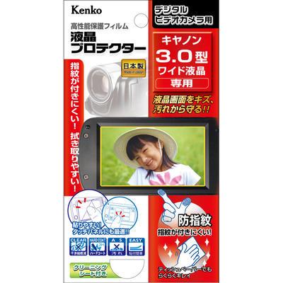 液晶プロテクター キヤノン3.0型ワイド液晶用画像