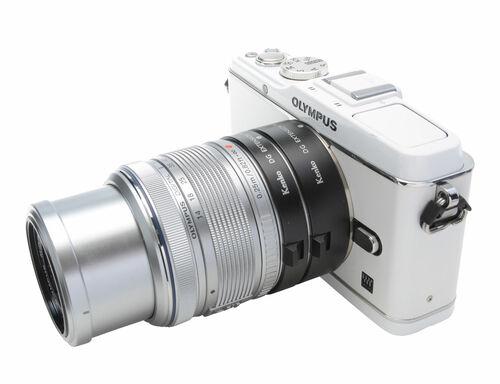 デジタル接写リングセット マイクロフォーサーズ 画像3