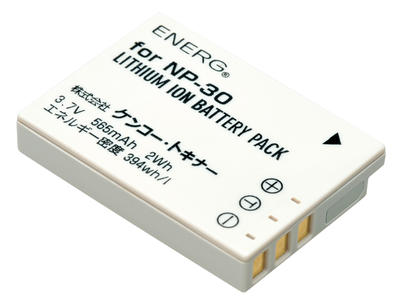 ENERGデジタルカメラ用バッテリー 富士フイルムNP-30対応 F-#1068画像