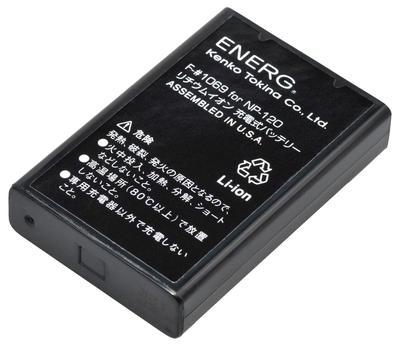 ENERGデジタルカメラ用バッテリー 富士フイルムNP-120対応 F-#1069画像