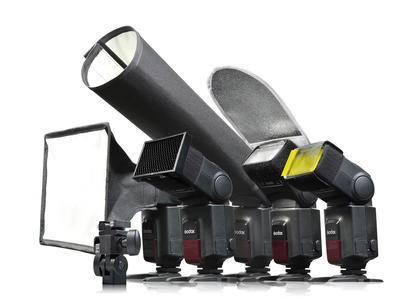 GODOX スピードライト用アクセサリーキット SA-K6画像