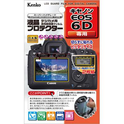 液晶プロテクター キヤノン EOS 6D 用画像