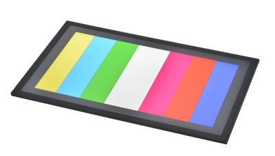 cokin プロフェッショナル カラーバーチャート画像