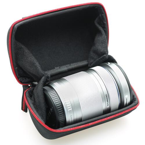 aosta レンズケース100 PO01-BK