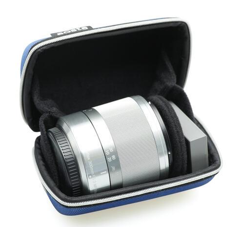 aosta レンズケース100 PO01-BL