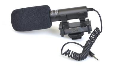 アツデン SMX-20超小型ステレオマイク画像