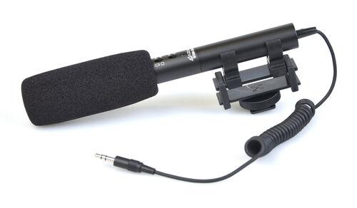 アツデン SGM-990+iK ズームマイク 画像1