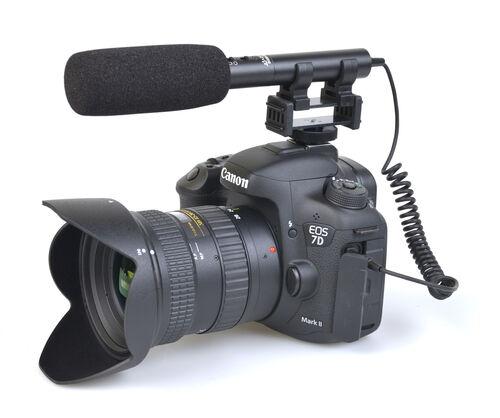 アツデン SGM-990+iK ズームマイク 画像2