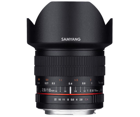 10mm F2.8 ED AS NCS CSの製品画像