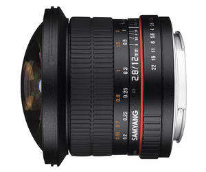 12mm F2.8 ED AS NCS FISH-EYE画像01