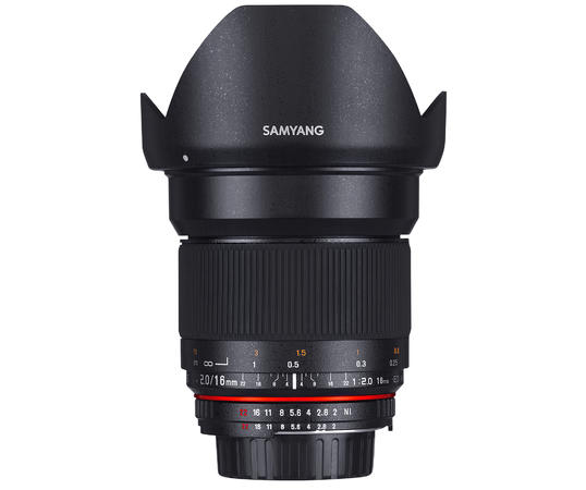 16mm F2.0 ED AS UMC CSの製品画像