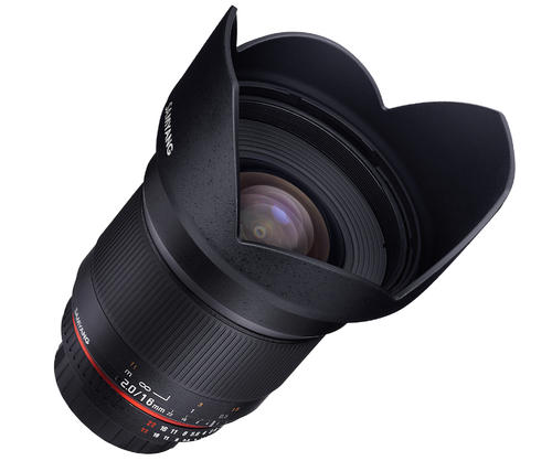 16mm F2.0 ED AS UMC CS