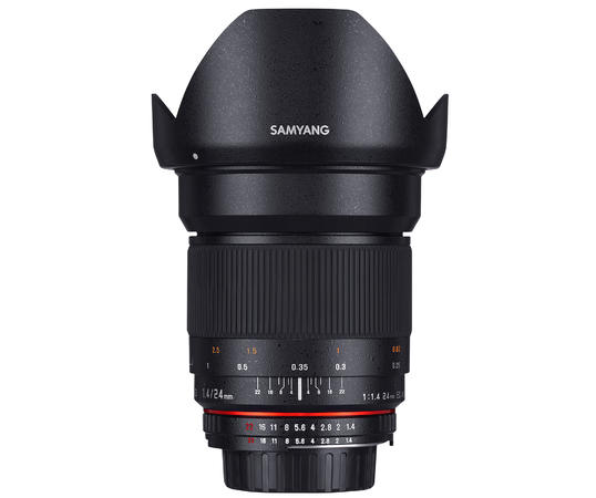 24mm F1.4 ED AS IF UMCの製品画像