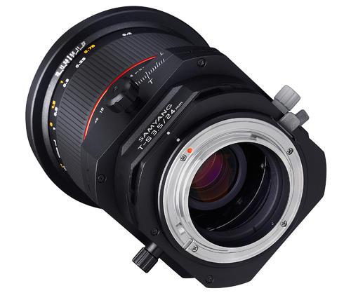 TILT/SHIFT LENS 24mm F3.5 ED AS