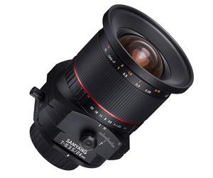 TILT/SHIFT LENS  24mm F3.5 ED AS画像01