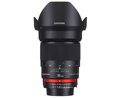 35mm F1.4 AS UMC画像