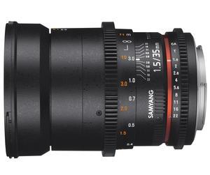 35mm T1.5  VDSLR AS UMC II画像01