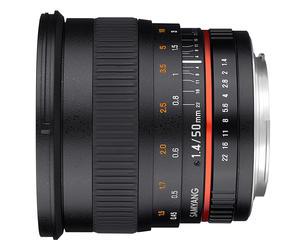 50mm F1.4 AS UMC画像01