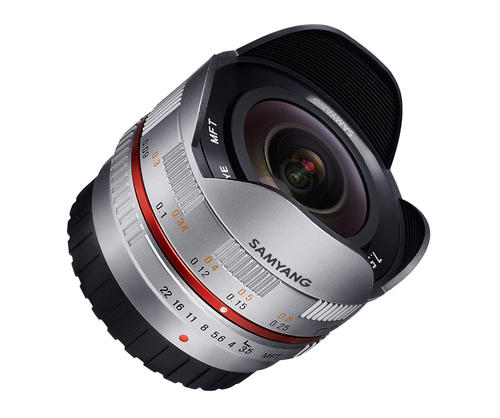 7.5mm F3.5 FISH-EYE
