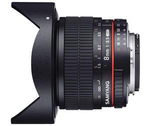 8mm F3.5 UMC FISH-EYE CS II画像01