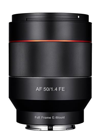 AF50mm F1.4 FE画像