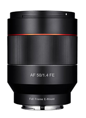 AF 50mm F1.4 FEの製品画像