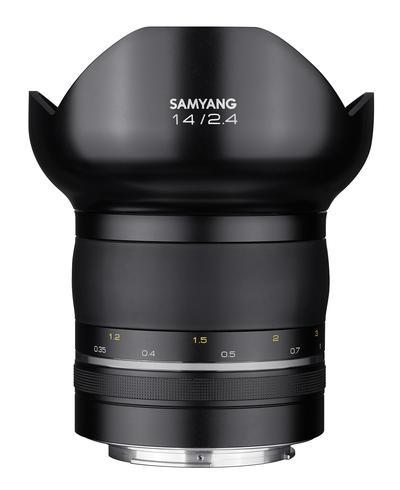 XP14mm F2.4画像