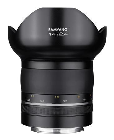XP 14mm F2.4の製品画像
