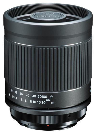 ミラーレンズ 400mm F8 N II画像
