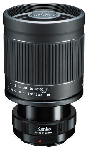 ミラーレンズ 400mm F8 N II画像02