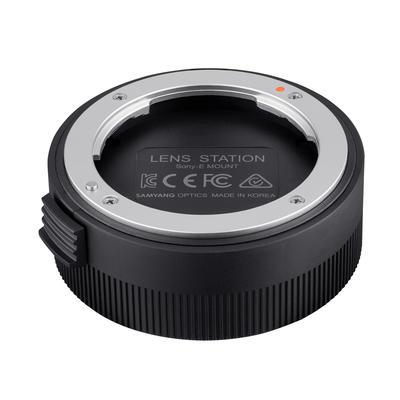 Lens Station画像