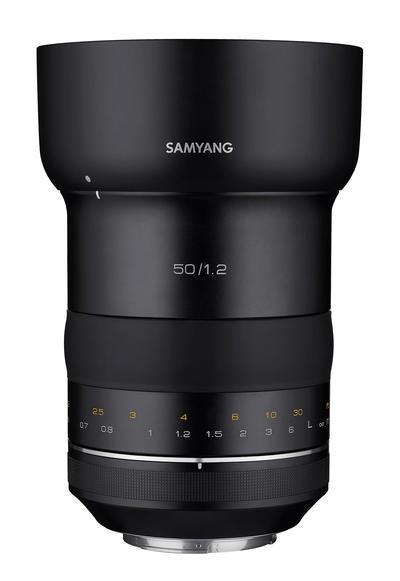 XP50mm F1.2画像