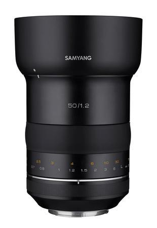 XP50mm F1.2の製品画像