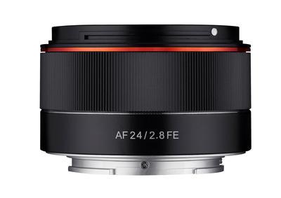 AF 24mm F2.8 FE画像