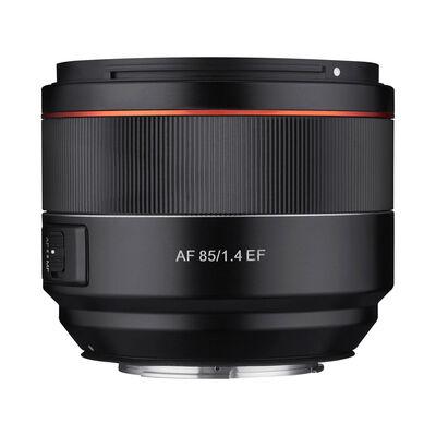 AF 85mm F1.4 EF画像