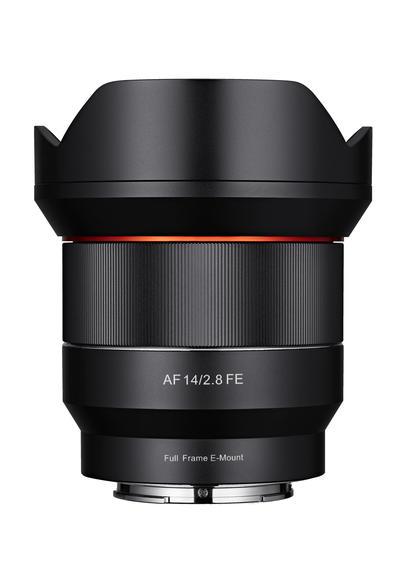AF14mm F2.8 FE画像