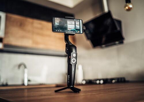 スマートフォン用ジンバル MOZA MINI-SE 画像2
